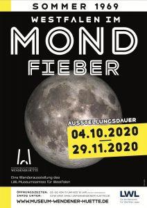 Ausstellung Mondfieber - Wendener Hütte