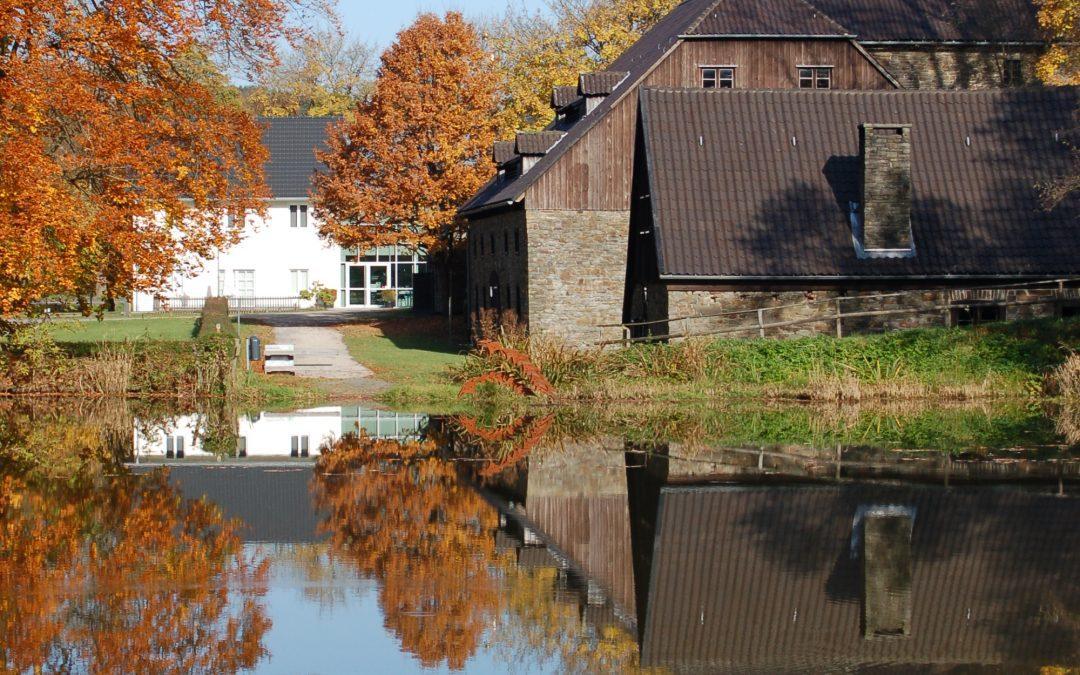 Goldener Oktober auf der Wendener Hütte