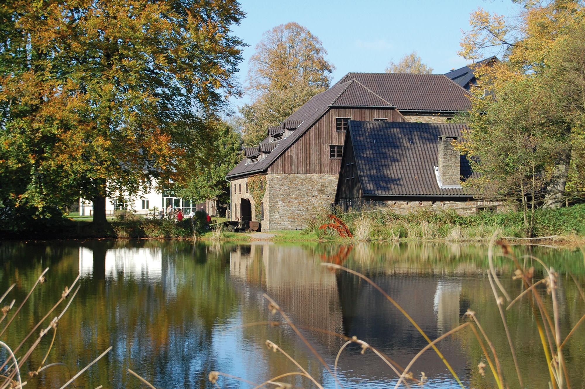 Museum Wendener Hütte - Foto: M. Frey - FREY print + media