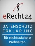 Recht24 – Datenschutz – für rechtssichere Webseiten