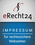 Recht24 – Impressum – für rechtssichere Webseiten