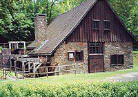 Geschichte der Wendener Hütte - Hütte