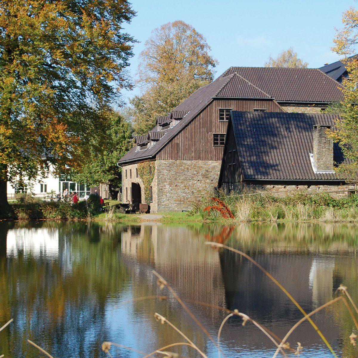 Museum Wendener Hütte – Kulturdenkmal Hüttenwerk Hammerwerk