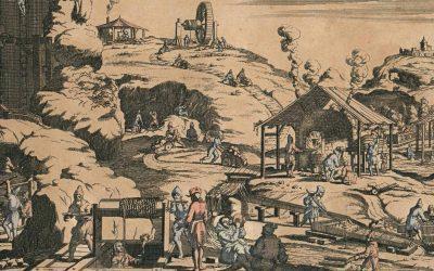 Technisches Wissen im Montanwesen vom 16. bis zum 19. Jahrhundert