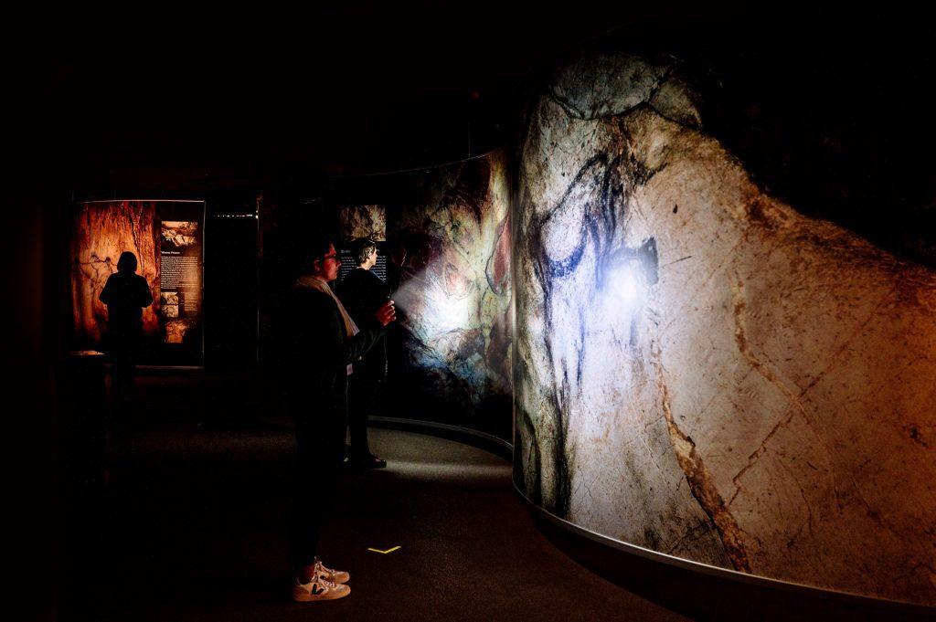 Leider beendet: Bilder im Dunkeln - Eiszeitliche Höhlenmalerei 1